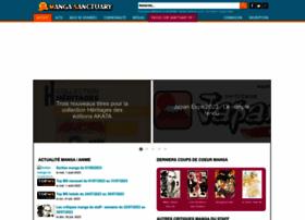 manga-sanctuary.com