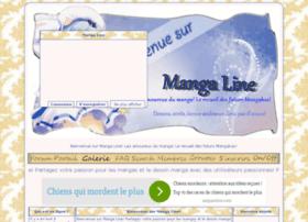 mangaline.mesfans.com