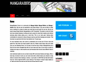 mangaraiders.com
