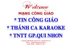 mangconggiao.net