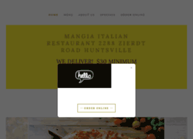 mangiaitalianrestaurant.net