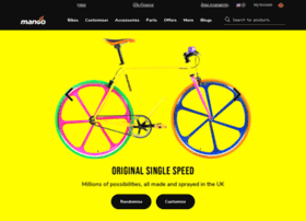 mangobikes.co.uk