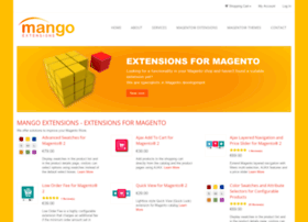 mangoextensions.com