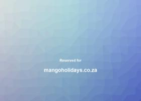 mangoholidays.co.za