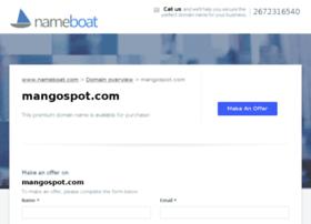 mangospot.com