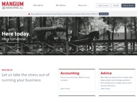mangum-associates.com