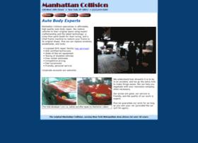 manhattan-collision.com