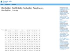 manhattan.ny.house.info