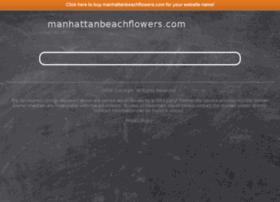 manhattanbeachflowers.com