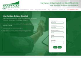 manhattanbridgecapital.com