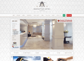 manhattanhotel.co.za