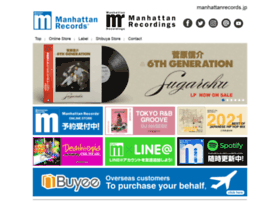 manhattanrecords.jp