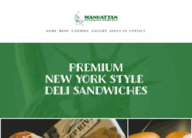 manhattansandwichco.com