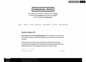 maniacalrage.net