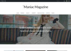 maniacmagazine.com
