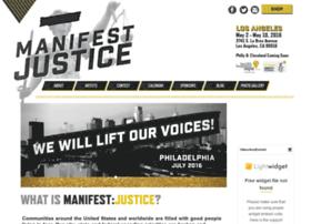manifestjustice.org