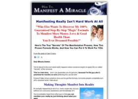 manifestmiracle.com