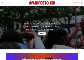 manifesto-21.com