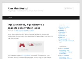 manifesto.blog.br