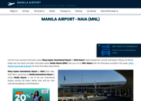 manila-airport.net