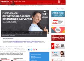manila.cervantes.es
