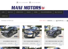 manimotors.com