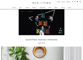 manintown.com