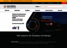 manipal.edu