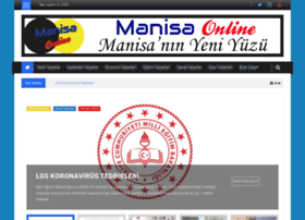 manisaonline.net