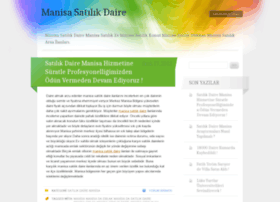 manisasatilikdaire.wordpress.com