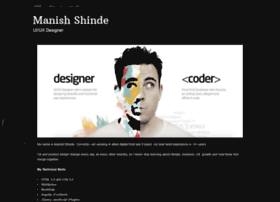 manishshinde.webs.com