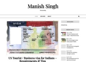 manishsingh.com