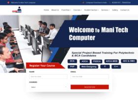 manitechgroup.com