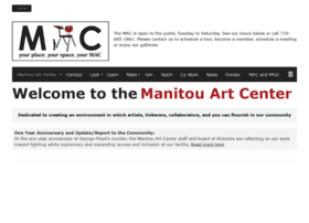manitouartcenter.org