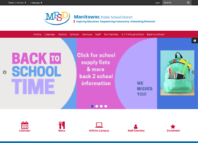 manitowocpublicschools.org