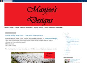 manjoodesigns.blogspot.in