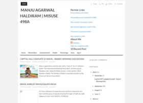 manju-agarwal-498a-haldiram.blogspot.com