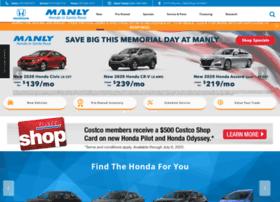 manlyhonda.com