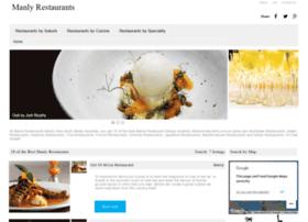 manlyrestaurants.com.au