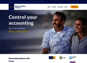 manlytaxationadvisors.com.au