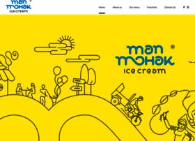 manmohakicecream.com
