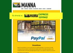 mannafoodpantries.org