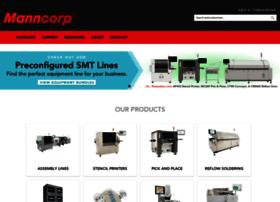 manncorp.com