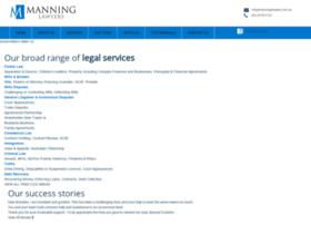 manninglawyers.com.au