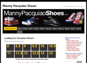 mannypacquiaoshoes.com