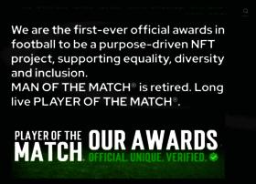 manofthematch.com