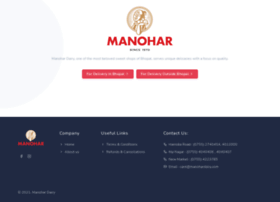 manohardairy.com