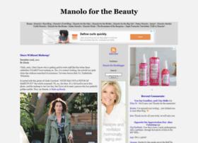 manolobeauty.com