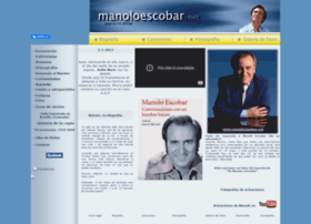 manoloescobar.net
