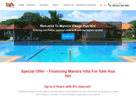 manoravillage.com